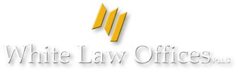 White Law Offices Logo
